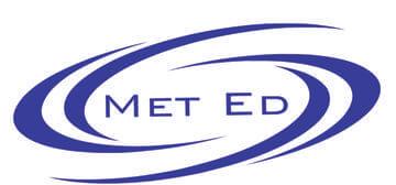 Met ED logo