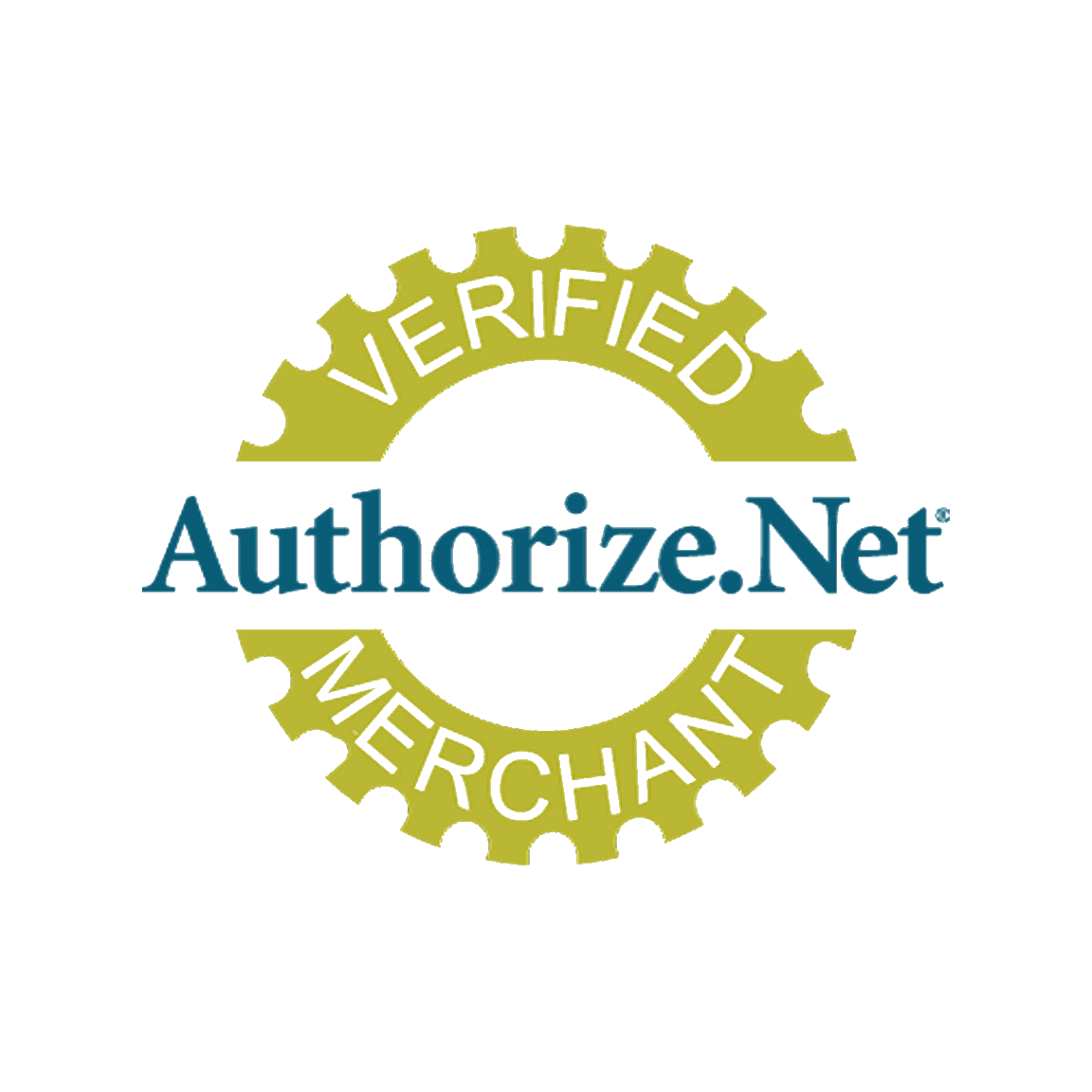Authorize.net verified merchant icon