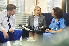 Hospital sales presentation